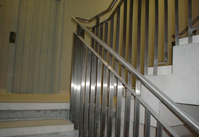 barandilla escalera acero inoxidable